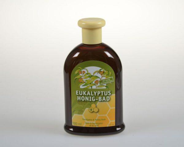 Honig Eukalyptus Bad 500 ml